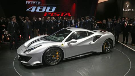 Race)latest At The Geneva Auto Show