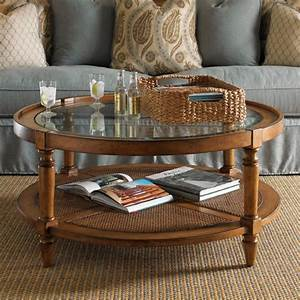 coffee table elegant small round glass coffee tables With round basket coffee table