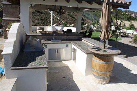 wine bottle barbecue concrete construction magazine polished concrete projects countertops