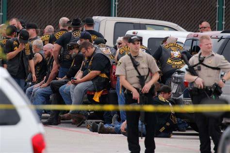 200 Arrests Follow Deadly Biker Melee