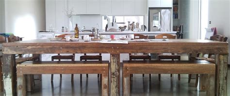 Wood Floor Ideas For Kitchens - recycled furniture melbourne