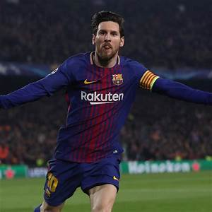Lionel Messi Scores 100th Career Champions League Goal in ...