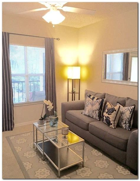 For Apartment Living by How To Decorating Small Apartment Ideas On Budget Home