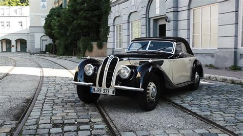The Bmw 327. A Coveted Bmw Classic Car.
