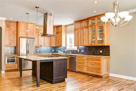 farmhouse kitchen flooring contemporary rustic knotty alder cabinets with espresso 3700
