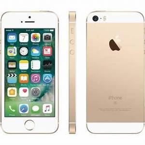 Iphone Se Reconditionné Fnac : apple iphone se gold 128gb smartphone ~ Maxctalentgroup.com Avis de Voitures