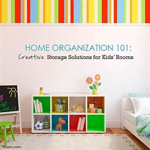 Kids' Room Organization Ideas | Creative, Toys and Mom