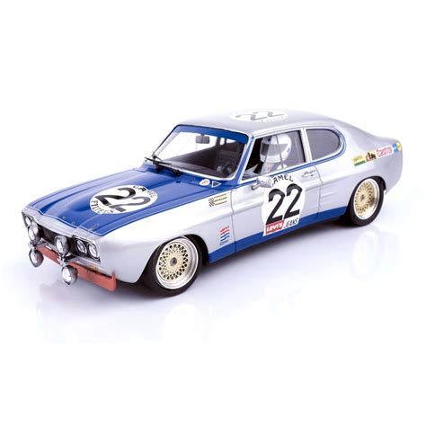 ford rs 2600 ford 2600rs 24h spa francorchs 1971 slot racing