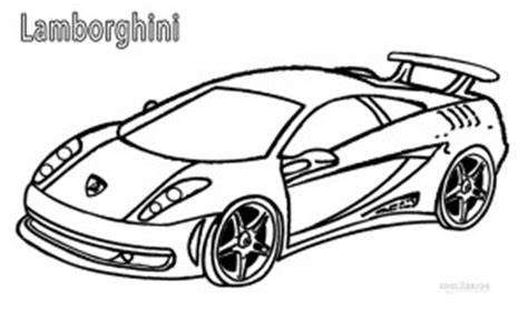 printable lamborghini coloring pages  kids coolbkids