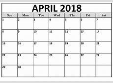 2018 Monthly Calendar Printable Hawaii Calendar Template
