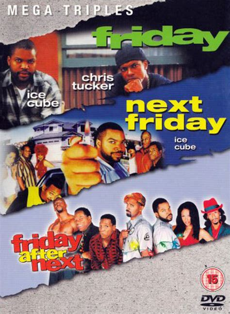 Friday After Next DVD