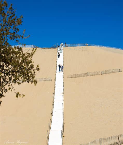 escalier dune du pilat dune of pilat seasons changing