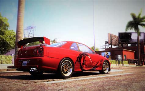 The Crew, Car, Nissan Skyline Gt R R34, Video Games