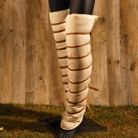 gladiator padded leg guard