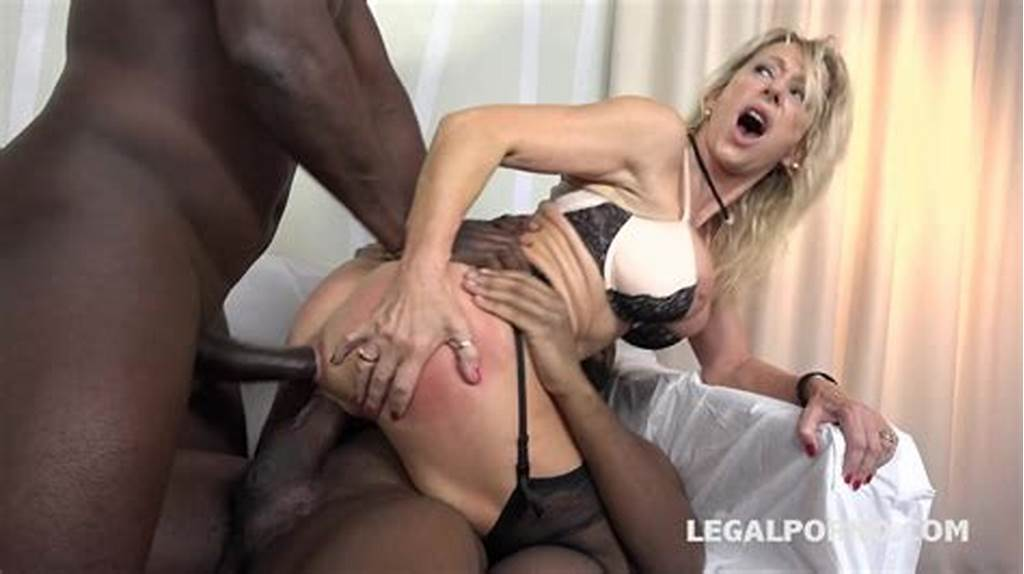 #Double #Anal #Interracial #Action #With #Mature #Marina #Beaulieu