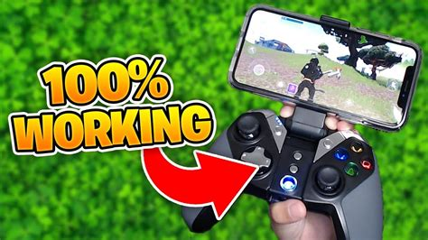 fortnite mobile   controller working  youtube