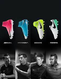 New Football Boots. Nike.com (XF)