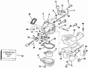 Mercury 9 9 Carburetor Diagram