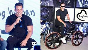 Salman Khan Being Human Electric Cycle Launch Full Video ...