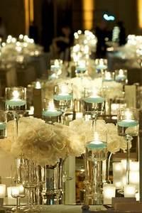 Bride In Dream Inspiring Winter Wedding Centerpiece