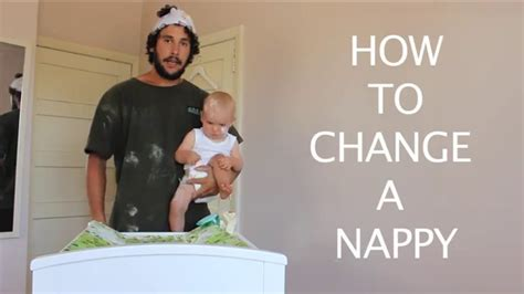 How To Change A Nappy Youtube