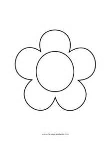Dibujos De Flores Para Imprimir Y Colorear