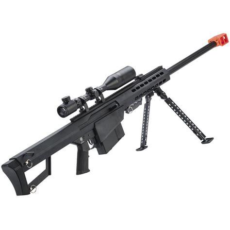 Buy 6mmProShop Barrett Licensed M82A1 Bolt Action Powered ...