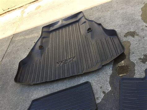 Acura Tsx Floor Mats 2013 by Fs Used All Season Floor Mat Oem Acura Tsx Cu2