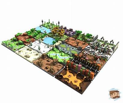 Minecraft Arenas Practice Pack Market Themes Mc