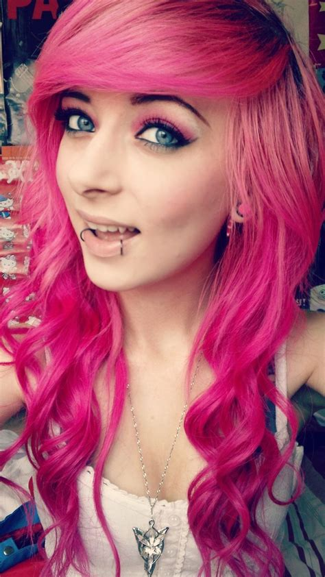 Neon Pink Hair Dye Hot Pink 6 Crazy Pink Hair Chalk Set