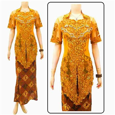 Kebaya Kode 2233 kebaya batik modern kode kbw 124 batik bagoes