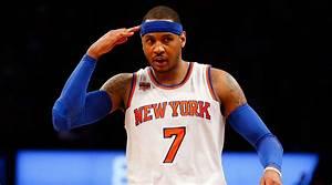 Carmelo Anthony trade: Knicks trade Melo to Thunder | SI.com  Carmelo