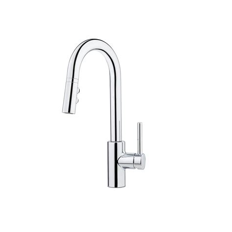 pfister stellen single handle bar faucet with pull down