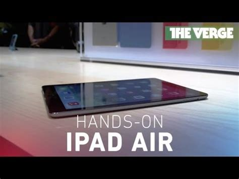 IPad Air 2 Vs iPad Air: What's The Difference?
