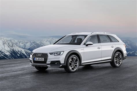 Audi A4 Picture by 2017 Audi A4 Allroad Quattro Picture 661333 Car Review