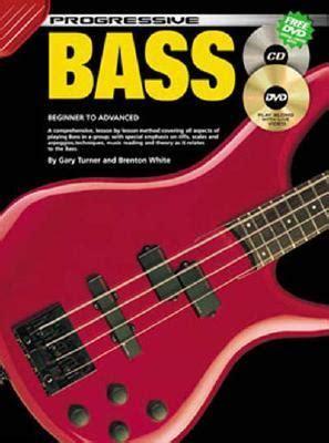 bass guitar bkcddvd  beginner  advanced students
