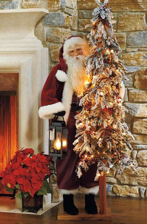 pin by frontgate on santa statues pinterest