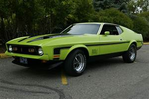 1972 Ford Mustang Mach 1 related infomation,specifications - WeiLi Automotive Network