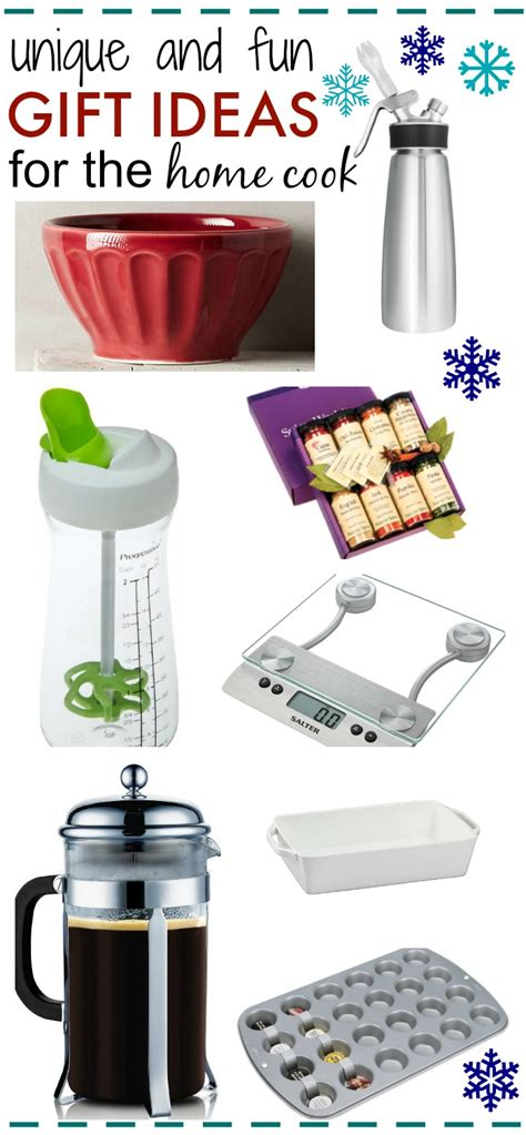 gift ideas for the kitchen unique and gift ideas for the home cook giveaway