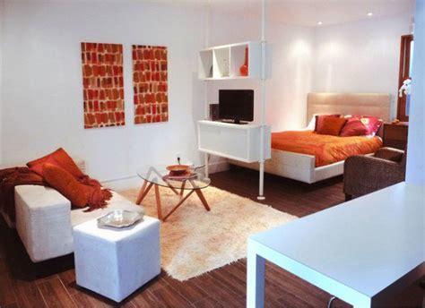 Urban Small Studio Apartment Design Ideas-style