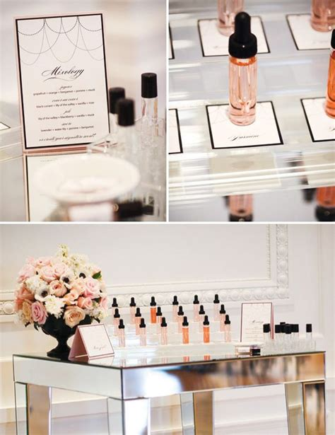 ultimate chanel themed bridal shower