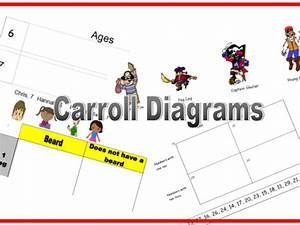 Ks1  Ks2 Carroll Diagram Pirates By 6avin