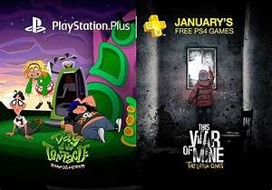 PlayStation Plus Free Games: January 2017 List