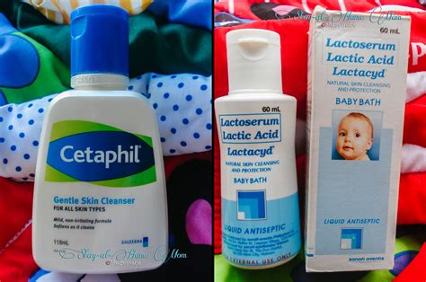 Baby Wash Cetaphil Gentle Skin Cleanser Vs Lactacyd Baby