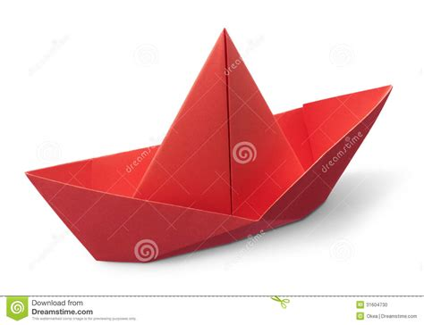 How To Make A Paper Boat Float Longer by Origami Sailboat Plans
