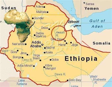 Ethiopië-Zuid 2012