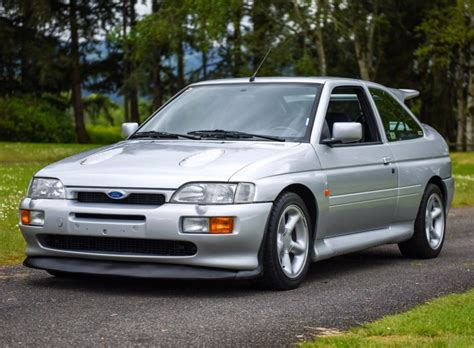 1995 Ford Escort Rs Cosworth For Sale On Bat Auctions