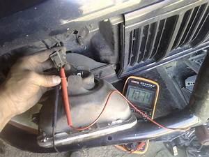 My  U0026 39 91 Cherokee Xj  Headlight Wiring