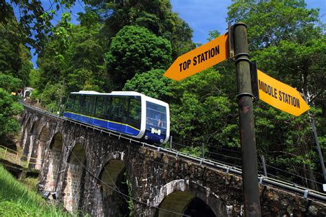 Penang Hill  Georgetown Attractions