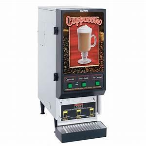 Machine A Cafe : bunn fmd 3 ss fresh mix cappuccino espresso ~ Melissatoandfro.com Idées de Décoration